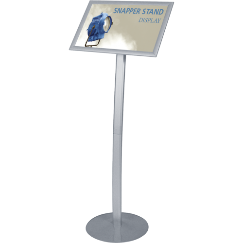Snapper Sign Stand