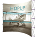 Hopup 13ft Curved Extra Tall Tension Fabric Display